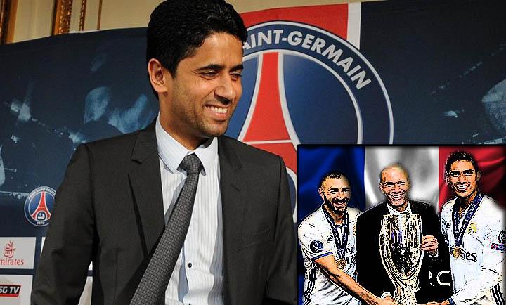 El PSG envidia el \'producto\' francés del Real Madrid - DC Motor