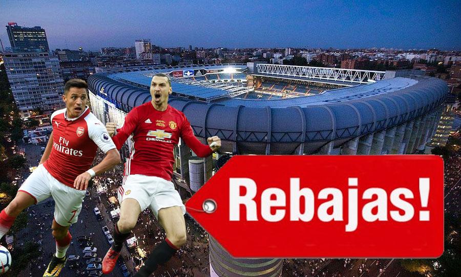 Las 5 Grandes Rebajas Que M S Le Gustan Al Real Madrid