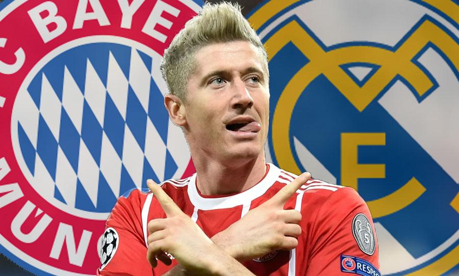 Lewandowski Ofrecido Al Real Madrid Factible Su Fichaje